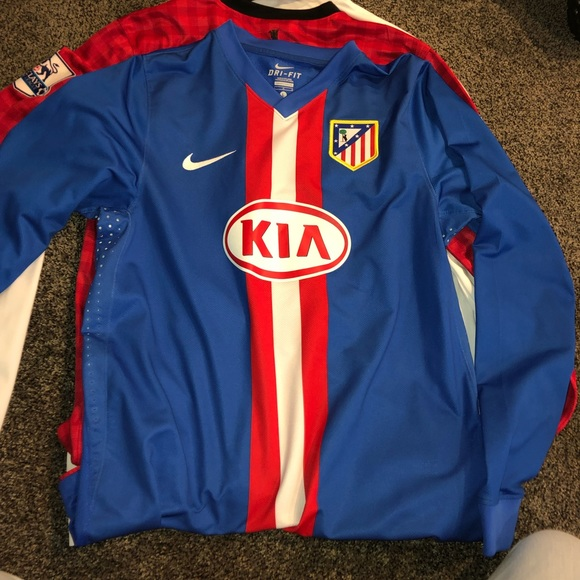competitive price c5972 81ba9 Nike Atletico Madrid Authentic Jersey
